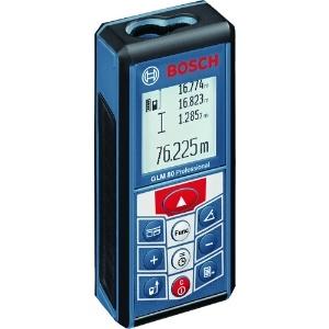 BOSCH レーザー距離計 充電式 キャリングバッグ付 GLM80N