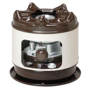トヨトミ 石油こんろ ポータブルタイプ しん式・煮炊き専用 タンク容量3.1L K-3F