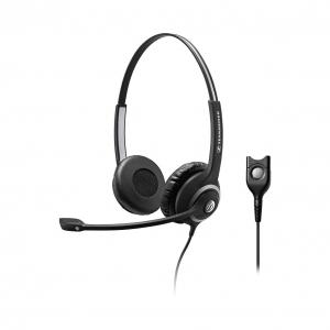 ゼンハイザー EPOS 両耳デスクフォン向けヘッドセット SC262