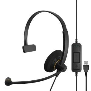 ゼンハイザー EPOS 片耳有線USBヘッドセット SC30USBML