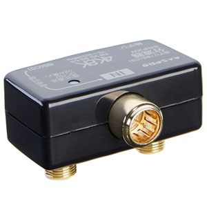 マスプロ セパレータープラグ 屋内用 2出力型 3224MHz対応 SRP2W-P