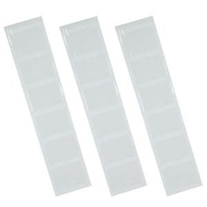 アーテック 飛沫防止透明のれん 3枚組 051215