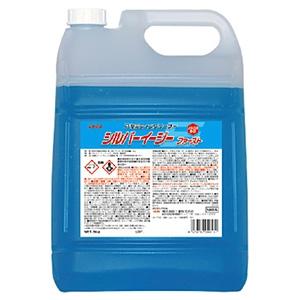 横浜油脂工業 【ケース販売特価 2個セット】アルミフィン洗浄剤 《シルバーイージーファースト》 ノンリンスタイプ 5kg 4913
