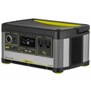 GoalZero YETI 500X 120V power station 大容量505Whリチウムイオン電池ポータブル電源 36100
