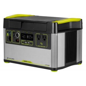 GoalZero YETI 1500X 120V power station ポータブル電源 36300
