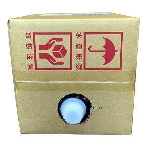 ヤザワ 高純度精製水 純水 精製水 コック付き 内容量18L 高純度精製水 内容量18L SSS18L 画像3