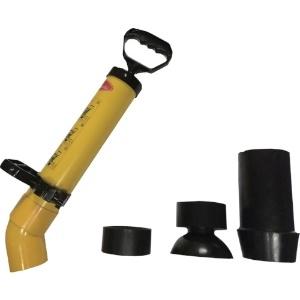 カンツール 排水管清掃ポンプ 《バリュー・PONTA》 空圧式 VD-10