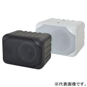 オースミ電機 据置/壁掛スピーカシステム Lo/Hiインピーダンス切替型 ブラック AV-635Ⅱ(B)