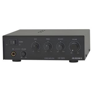 オースミ電機 ステレオパワーアンプ ロー・インピーダンス専用 5W+5W OE-S505