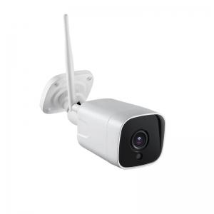 足立商事 SDカード録画防犯カメラ 500万画万画素 ワイヤレス バレット型カメラ ADS-WF500AWP