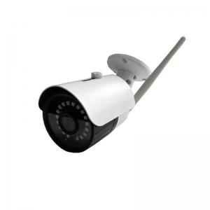 足立商事 SDカード録画防犯カメラ 屋外 ワイヤレス バレット型カメラ ADS-WF1080P36TF