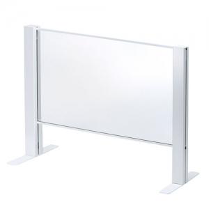 サンワサプライ 対面用透明アクリルパーティション SPT-DPS9060
