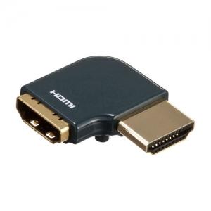サンワサプライ HDMIアダプタ L型(右) AD-HD21LYR