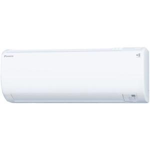 ダイキン ルームエアコン 冷暖房時おもに8畳用 《2021年モデル Eシリーズ》 単相100V S25YTES-W