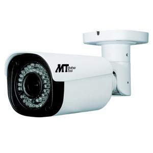 マザーツール 電動ズームレンズ搭載2.1メガピクセル 防水バレット型AHDカメラ MTW-E6876AHD