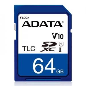 マザーツール ADATA 産業グレードSDカード64GB ISDD33K-064GR