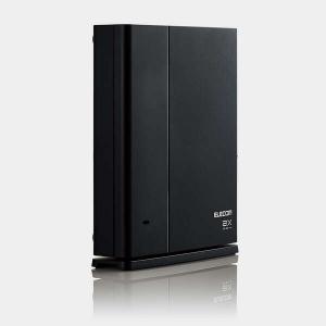 ELECOM Wi-Fi 6 1201+574Mbps e-Meshルーター WMC-X1800GST-B