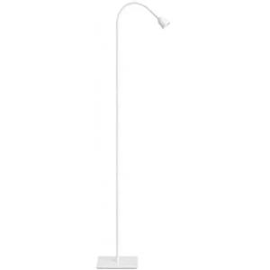 ヤザワ 【売り尽くし特価】LED一体フロアースタンド ホワイト 【売り尽くし特価】LED一体フロアースタンド ホワイト FSXS01