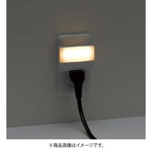 ヤザワ 【売り尽くし特価】明暗センサー LEDスリムナイトライトアンバー 【売り尽くし特価】明暗センサー LEDスリムナイトライトアンバー NASN20A 画像4