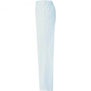 アイトス レディース白パンツ ホワイト S AZ861024001S