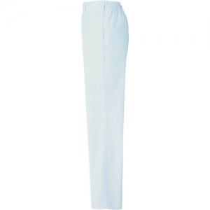 アイトス レディース白パンツ ホワイト M AZ861024001M