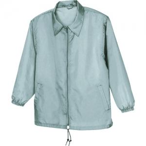 アイトス 裏メッシュジャケット 男女兼用 シルバーグレー S AZ50101003S