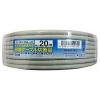 MIGHTY テレビ用同軸ケーブル 20m S-5C-FB ライトグレー S5CFB20MAL-LG
