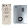 リーベックス ワイヤレストーク 玄関セット 親機+防雨型玄関子機 充電式 携帯端末 配線不要 ZS200MG