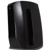 ホノベ電機 【在庫限り】ウェアラブルファン ベルト装着・首掛け可能 風速切換3段階 ブラック RDLF180BK