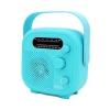 ヤザワ 【生産完了品】【アウトレット ワケあり】AM・FMシャワーラジオ 防水性能IPX5 ブルー SHR02BL