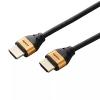 電材堂 【在庫限り】MDMIケーブル ゴールドヘッド 4K・HDR対応 1m HD410GDDNZ
