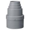 三菱 トイレ用換気扇 家庭用 中間据付 汲取式トイレ用 屋外据付専用 VX-12M7