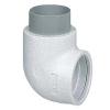 パナソニック 断熱エルボ パイプ径φ100mm FY-EPH042
